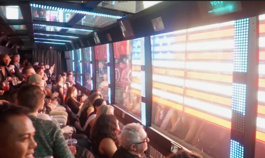 Qween版 NYC観光バス「The Ride」にYuhua Hamasakiが出演!