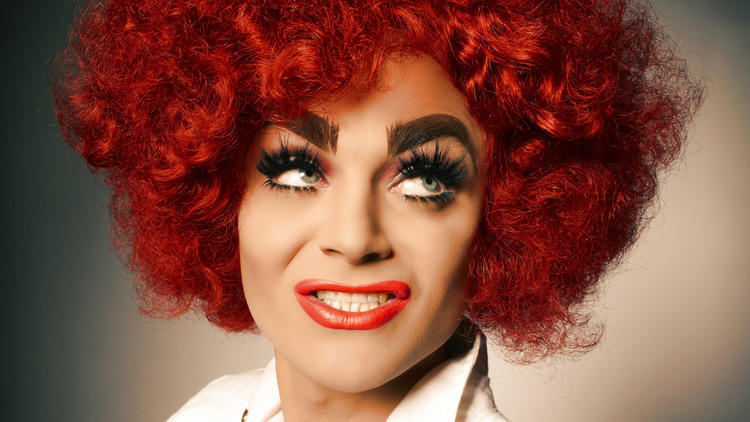 Tammie Brownが「Drag's Most Sickening 60」で1位に!