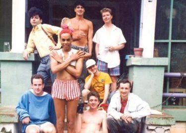 80年代に撮られた1枚の写真から伝わる「ドラァグレースの原点」