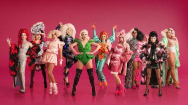 ルポールのドラァグレースUK「Meet the Queens」の感想(レビュー)!