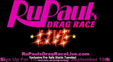 DragCon NYで発表されたドラァグレース ライブ(ラスベガス)とは?