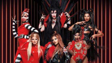 [動画リンク付き] ルポールのドラァグレース「Vegas Revue」シーズン1エピソード1レビュー