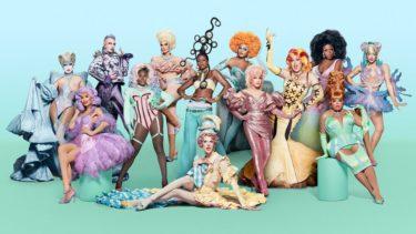 ルポールのドラァグレース「シーズン13」プロモ&Meet The Queens公開!